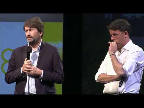 Matteo Renzi e Dario Franceschini: è vero che con la cultura non si mangia?