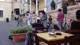 Linea Alba - Borderline I colori del nulla (Live Mangiadischi Contest)