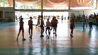 Palarong Pambansa 2018 Secondary Volleyball Girls CLRAA Vs EVRAA