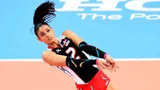 Winifer Fernandez - Beautiful Volleyball Girl