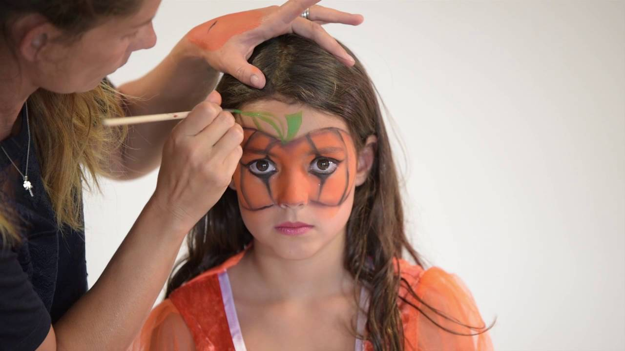 Trucco Halloween Per Bambini Da Strega.Trucchi Halloween Per Bambini