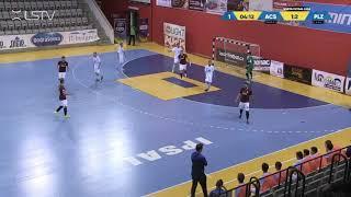 SESTŘIH: 4. kolo VARTA futsal ligy Sparta - Plzeň 5:2