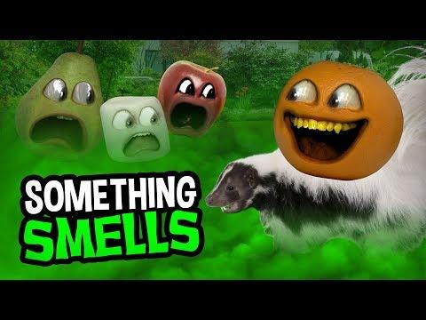 Annoying Orange - Somethings Smells!