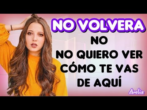No Volverá - Ventino (Letra)