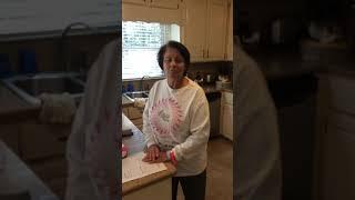 Mrs. Newsome Painting Testimonial