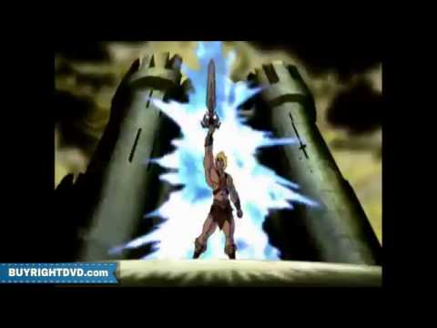 He Man and the Masters of the Universe Intro