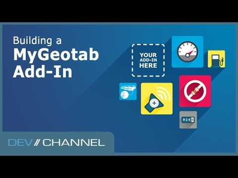 Building a MyGeotab Add-In from Scratch