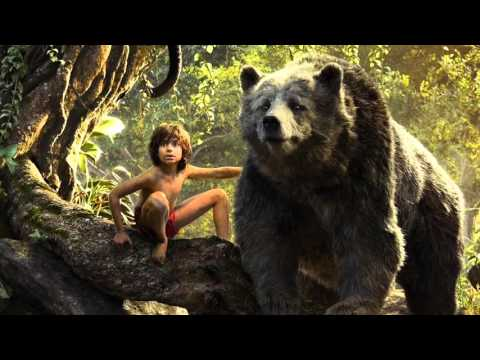 The Jungle Book 2016 - The Bare Necessities Theme Song Soundtrack OST