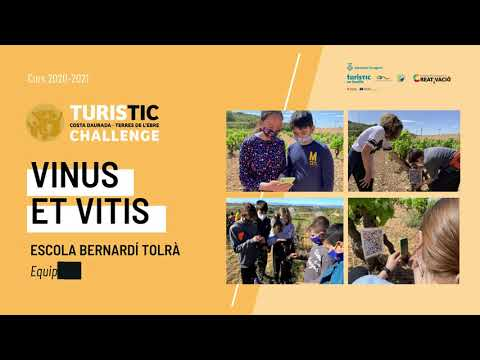 """""""Vinus Et Vitis"""" - Escola Bernardí Tolrà"""