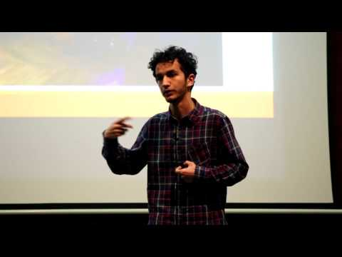 ماذا لو كان ثمن التذكرة كتاب؟ | Naji Marwane | TEDxMohammedia