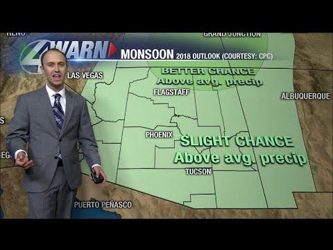 NOAA: Above average Monsoon rain possible
