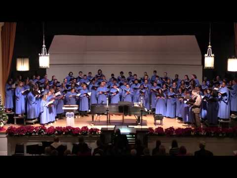 O Little Town of Bethlehem - Lycoming College 2016 Christmas Candlelight Service