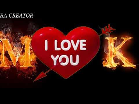 M love k whatsapp status k love M whatsapp status m letter k letter whatsapp status