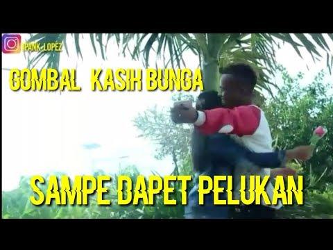 #GOMBALINceweMANIS.GOMBAL DAN BAPERIN CEWEK cantik pake BUNGA SAMPE DAPAT PELUKAN versi VALENTINE 😍