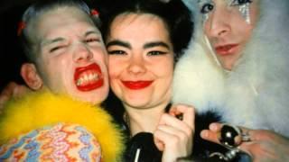 Björk - Tappi Tíkarrass - Younder - Miranda - Bless On Album Gums - (1983) - [HD]