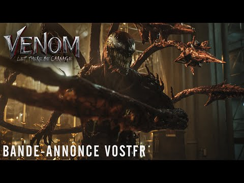 Venom : Let There Be Carnage - Bande-annonce VOSTFR
