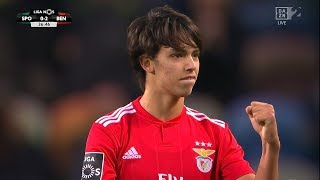 10 Minutes of Joao Felix Showing His Class
