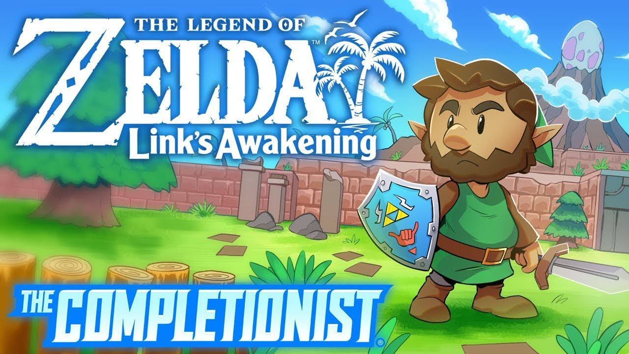 The Legend of Zelda Link's Awakening | The Completionist | New Game Plus thumbnail
