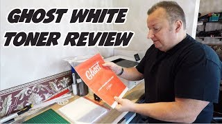 Ghost White Toner System Real Life Review