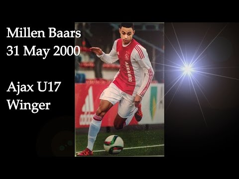 Millen Baars highlights