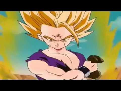 Gohan Vs Cell Junior Pelea Epica Dbz Youtube