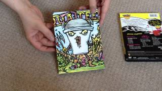 Nostalgamer Unboxes Aqua Teen Hunger Force Season 3 On Region 1 US DVD