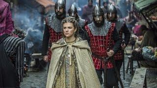 Viking battle scene // Викинги сражения с Франками