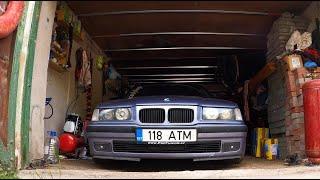 BMW E36 project: MY CAR Часть 1