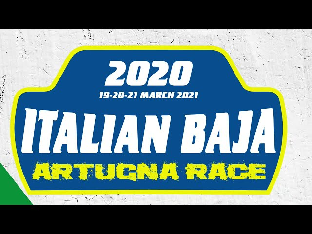 Premiazione ITALIAN BAJA INTERNATIONAL 2020