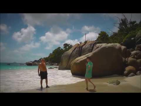 Seychellen - Auf dem Weg zum schönsten Strand der Welt:  Anse Lazio