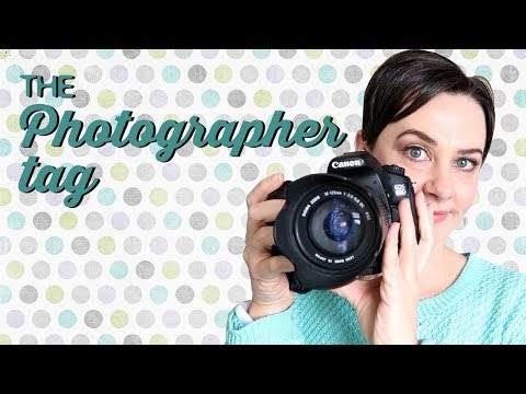 The Photographer Tag (my Own) | A Thousand Words