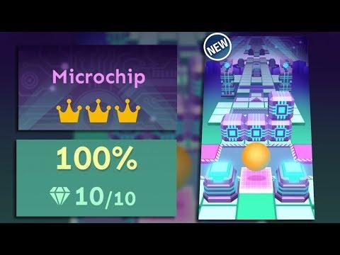 Rolling Sky - Microchip