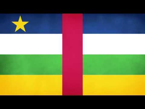 Central African Republic National Anthem   E Zingo Instrumental