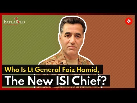Explained: Who Is General Faiz Hamid, The New ISI Chief?