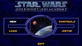 How to Play STAR WARS Jedi Academy in Widescreen