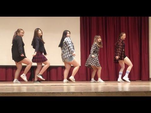 Amazing School Festival in Korea!