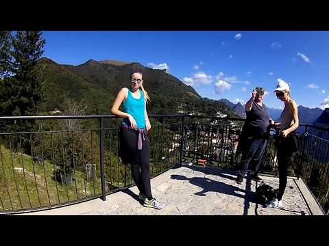 Lugano, French Riviera and Maritime Alps
