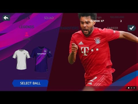 PES 2020 V.1.0.0.4 LEGENDS (FIFA14) FORANDROID - REVIEW - 동영상