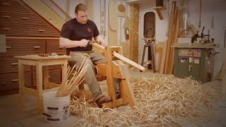 Building A Windsor Chair