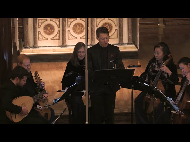 Long live fair Oriana by Ellis Gibbons (1573-1603). Parthenia Viols and Daniel Moody, countertenor