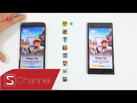 Schannel - Xperia XZ vs BlackBerry DTEK60: Cùng giá 14tr, RAM 3GB của Sony có ăn được 4GB của BB?