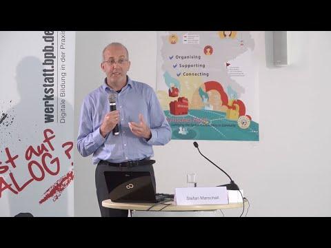 """Workshop """"Demokratie und Politik in Deutschland"""" für Neuankömmlinge"""
