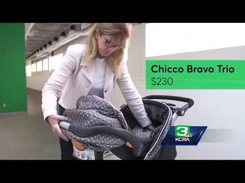 Consumer Reports: Best infant strollers for traveling