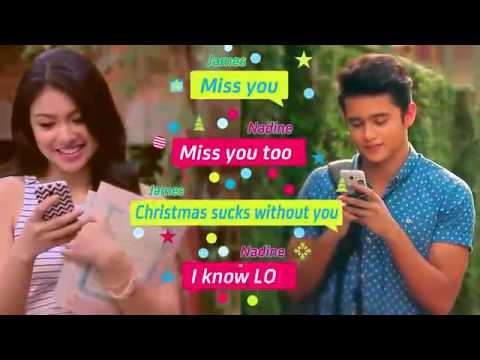 Text Me Merry Christmas.Text Me Merry Christmas By Jadine Version