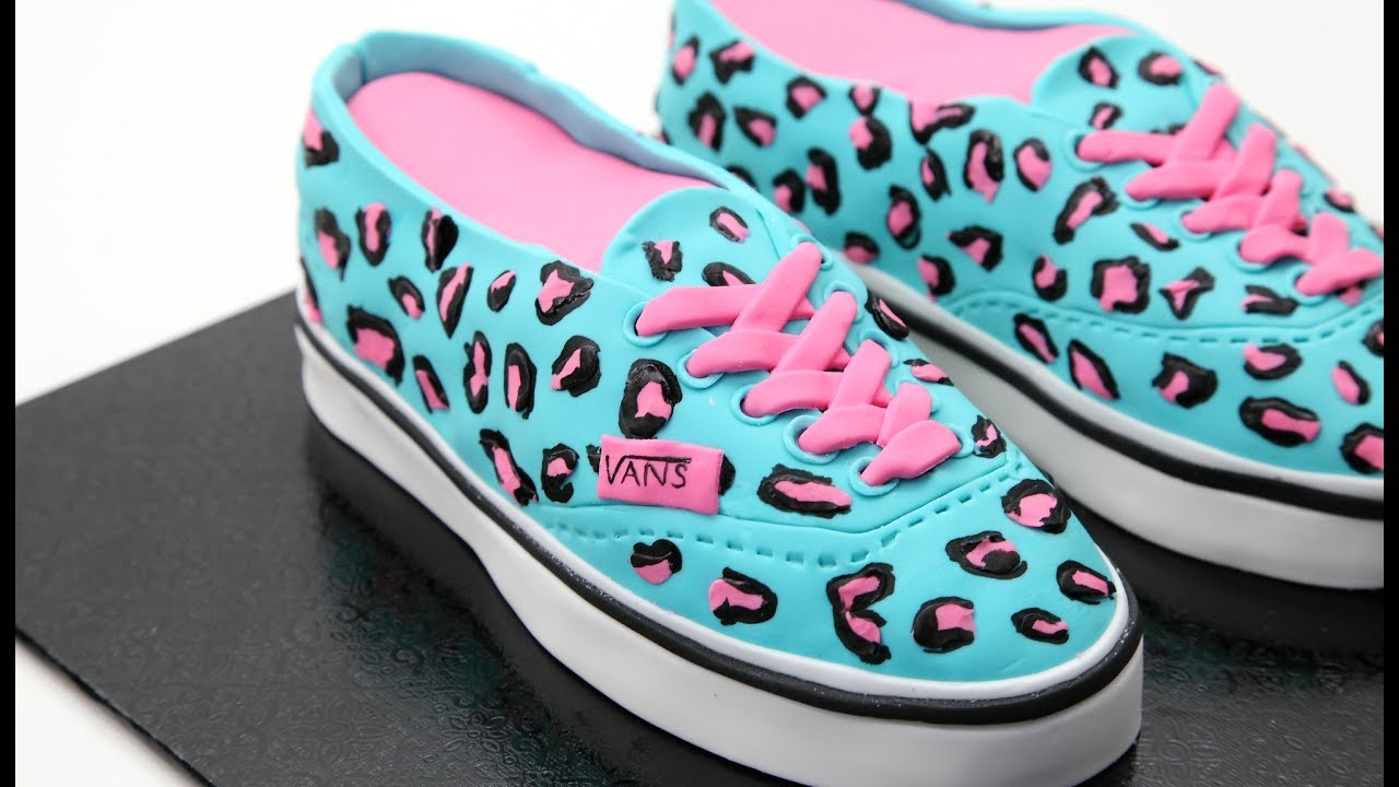 01aba8c1dd456a CAKE OR SHOES  Vans Kids Shoes - YouTube