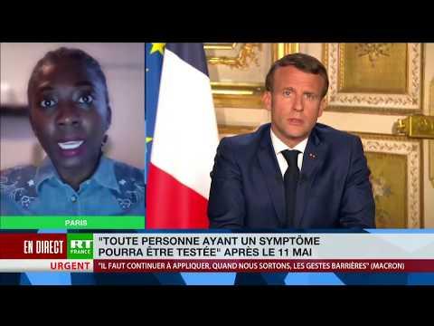 COVID-19 : PLANIFICATION, DÉCONFINEMENT, ALTERNATIVE (RT France, 13/04/20)