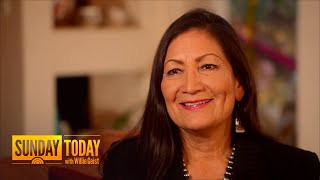 First Native American Congresswoman Deb Haaland Talks Centuries of Progress | Sunday TODAY