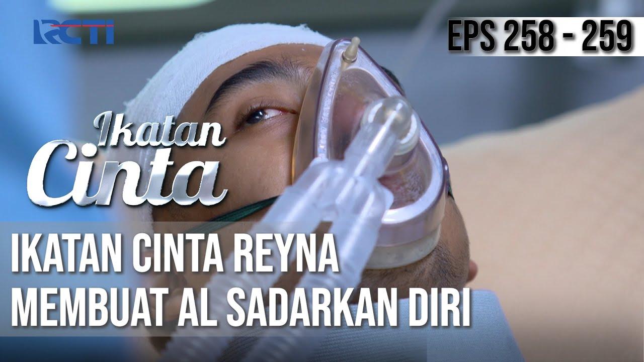 Download IKATAN CINTA - Sangat Kuat!! Ikatan Cinta Reyna Membuat AL Sadarkan Diri