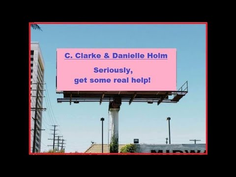 Man on the Street Interview with C. Clarke Holm