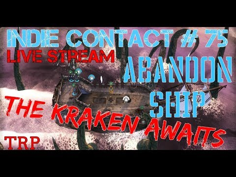 ABANDON SHIP: Fantasy RPG Meets Naval Battles- The Kraken Awaits  - Indie Contact #75